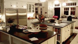 "Kitchen from ""Something's gotta' give"""