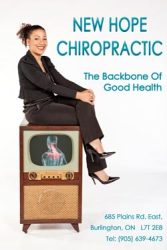 New Hope chiropractic-tv