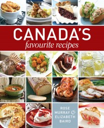 CanadasFavouriteRecipes