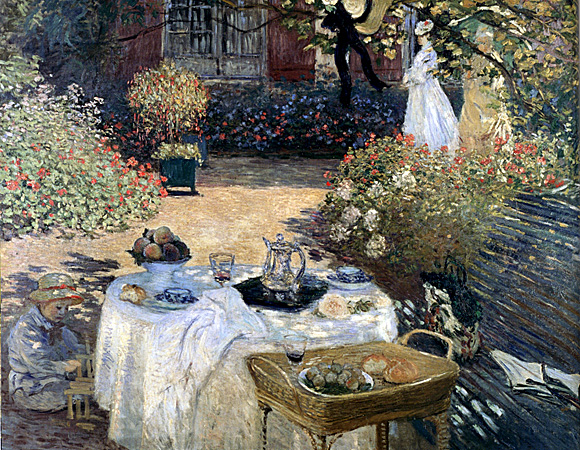 Monet_The_Luncheon