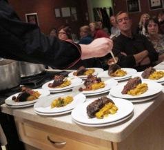 Carl Dahl - Corporate Chef Risorante Julia's & Ritorno, Oakville, ON