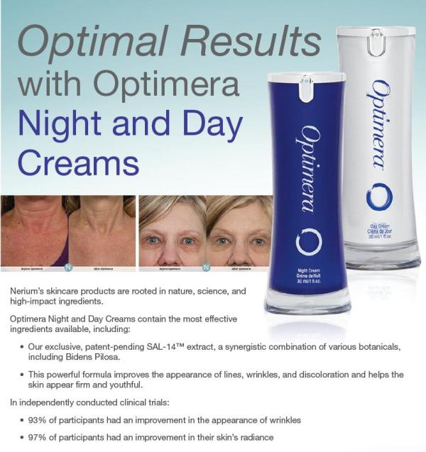 OPTIMERA by NERIUM INTERNATIONAL