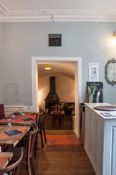 Restaurant Lulu Hazard, Grignan